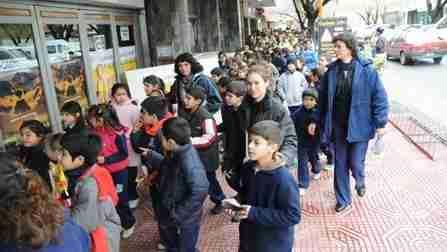 «Miles de Poemas y Sonrisas en 'Aguamarina'»