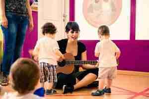 Teoría del aprendizaje Musical