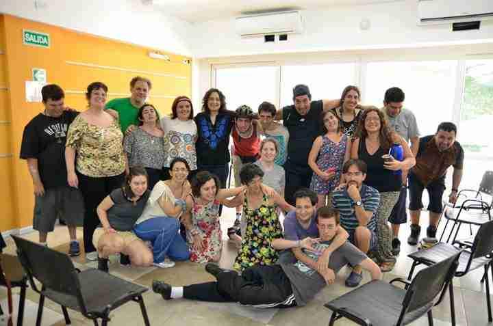 Actividad en la Fundación Caminos