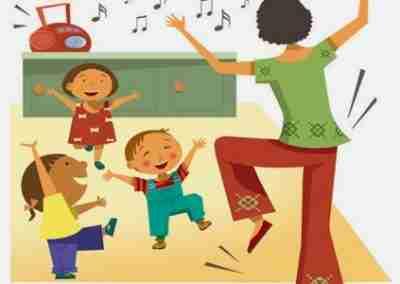 Parámetros musicales y movimiento corporal