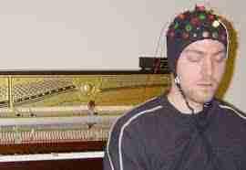 Tocar música con la mente