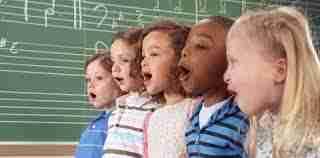 La Tesitura Espontánea del Canto en Niños de Tres y Cuatro Años