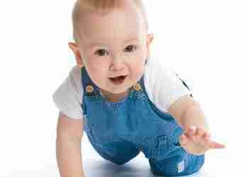 Bebes: el desarrollo motor