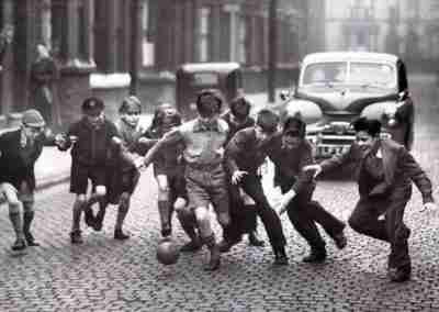 Pedagogía de la calle y juegos populares