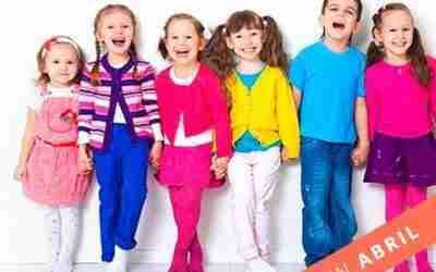 Taller de música y movimiento para niños