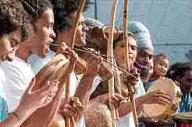 Ritmo en la música. Antropología y terminología
